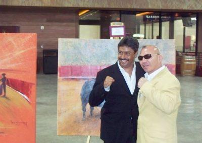 Con Maromero Paez