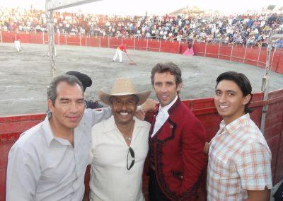 Con Pablo Hermoso de Mendoza