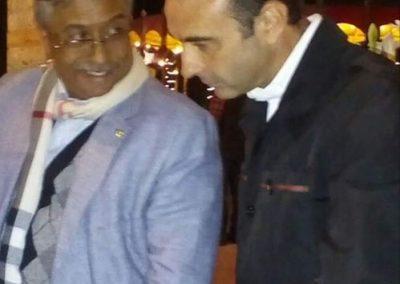 Con el Maestro Enrique Ponce