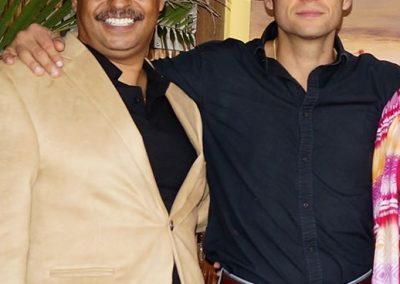 Con el Matador Antonio Ferrera