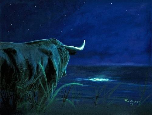 E l Toro y la Luna